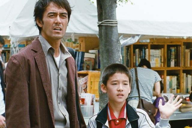 """""""Después de la tormenta"""", filme japonés"""