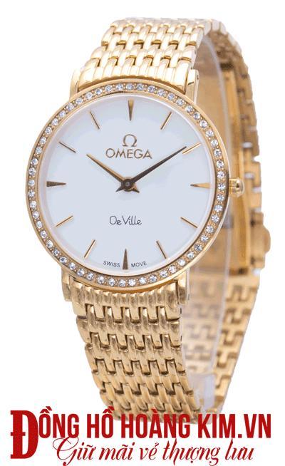 mua đồng hồ nam dây thép omega