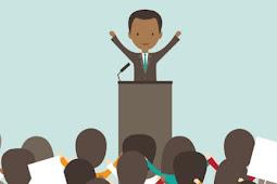 Pengertian Public Speaking Dan Tujuannya