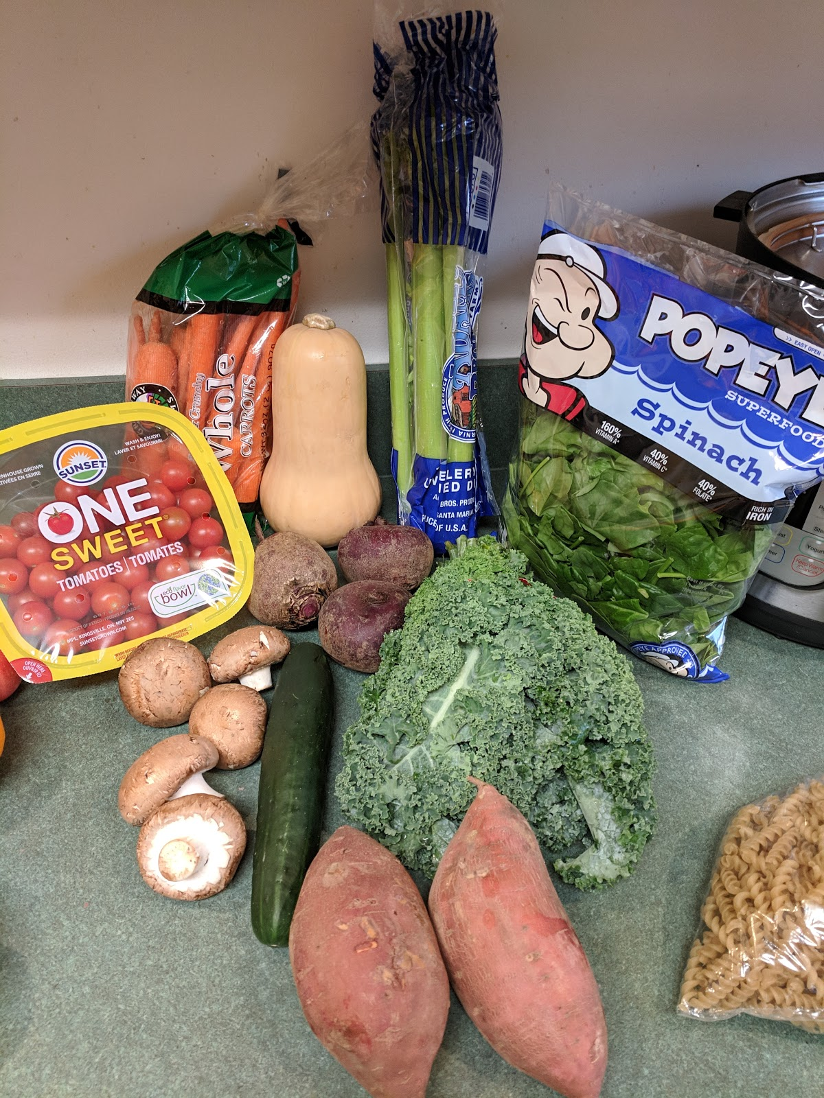 Grocery Haul for Two and Cajun Brown Rice Medley