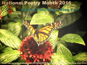 National Poetry Month Blog Tour 2016