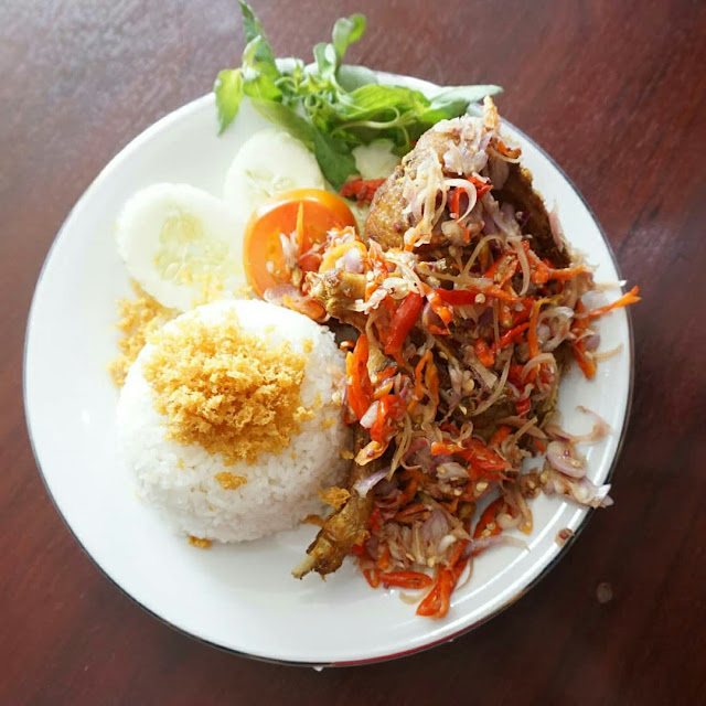 Kuliner bebek bentu Serpong Jaya (2)