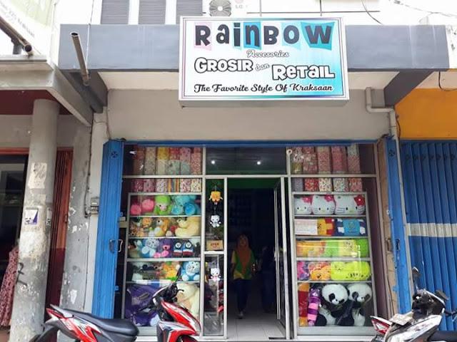 Lowongan Kerja Rainbow Acessories Grosir Kota Kraksaan