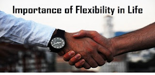 Importance of Flexibility in Life