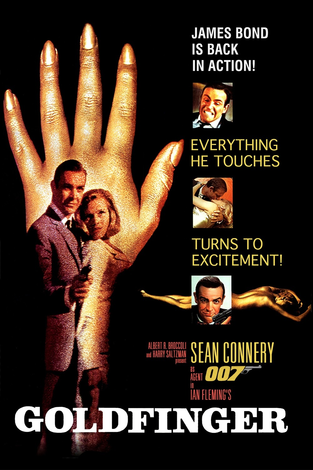 john kenneth muir s reflections on cult movies and classic tv unlike many film critics i do not count goldfinger 1964 as the absolute best james bond film of all time you can check out my rankings of the 007