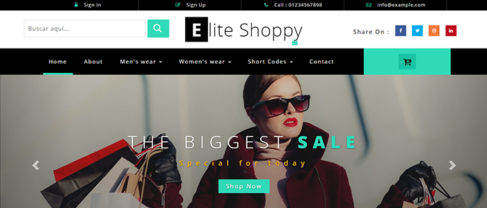 blogger-template-ecommerce