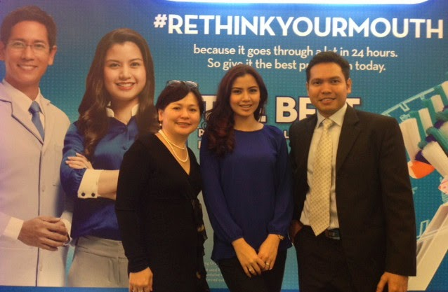 ORAL-B LANCAR KEMPEN 'RETHINK YOUR MOUTH'