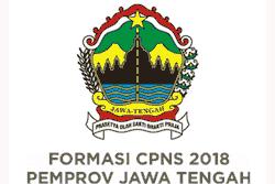Formasi CPNS 2018 Pemerintah Provinsi Jawa Tengah
