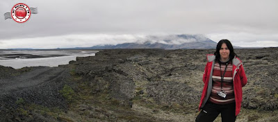 Ódaðahraun, camino a Askja, Islandia