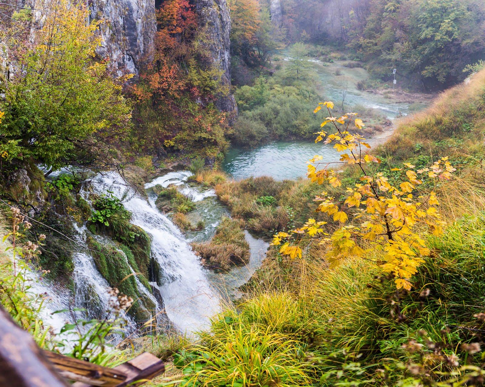 Plitvice Cascades
