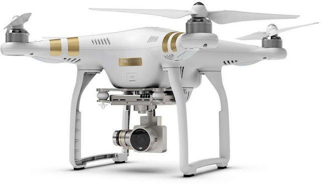 Detailed description DJI Phantom 3 Camera Drone