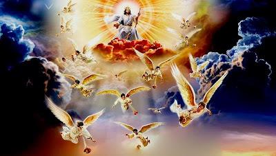 Resultado de imagem para Vereis o céu aberto e os anjos de Deus subindo e descendo sobre o Filho do Homem