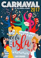 Carnaval de la Isla 2017 - San Fernando - Seila Málaga Quijada