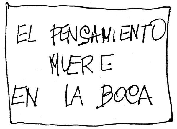 En las letras de: Nicanor Parra