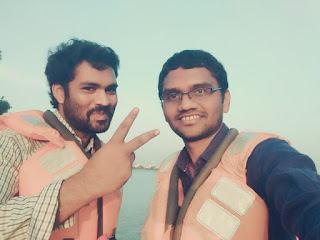 Kayaking-Hussain sagar-Hyderabad