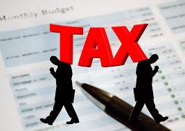 l'impôt sur la société .