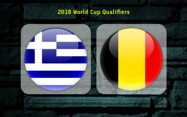 Greece vs Belgium Full Match & Highlights 03 September 2017