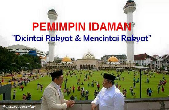 Ridwan Kamil Luncurkan Program Wajib Maghrib Mengaji Bagi Anak Bandung