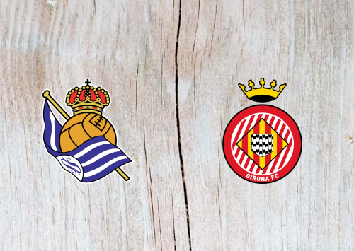 Real Sociedad vs Girona - Highlights 22 October 2018