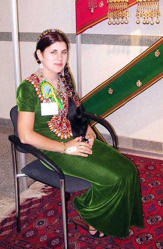 turkmenistan pussy