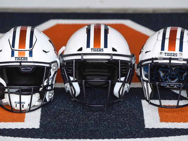 auburn helmet football