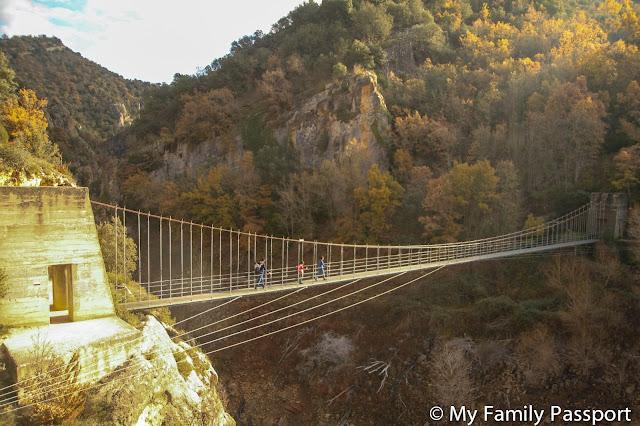 Excursión Cataluña con niños