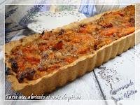 http://gourmandesansgluten.blogspot.fr/2017/07/tarte-aux-abricots-et-noix-de-pecan.html