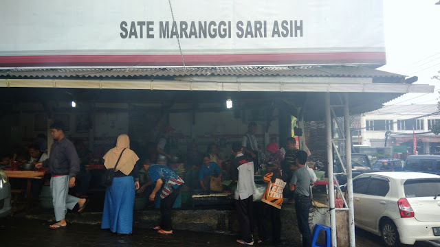Sate Maranggi Sari Asih