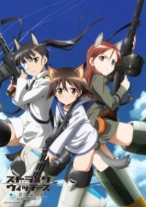 Download Strike Witches Subtitle Indonesia (Batch)
