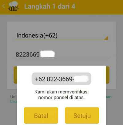 Cara Mendaftar BeeTalk di Android Terbaru - Blog Firan
