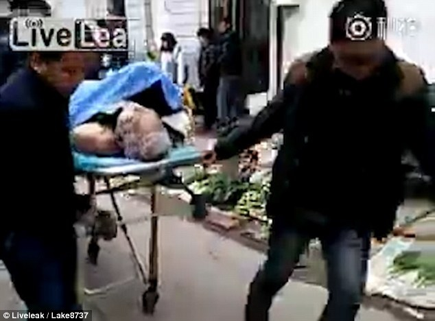 Photos: Old Man Dies While 'Sexing' Pregnant Prostitute, Dead Body Remains Attached To Woman