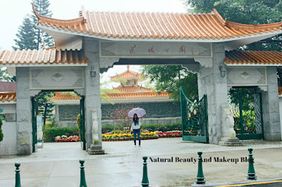 Destination - MACAU, Day 2, Taipa Village, Jardim Da Cidade Das Flores Garden,Taipa on Natural Beauty And Makeup Blog