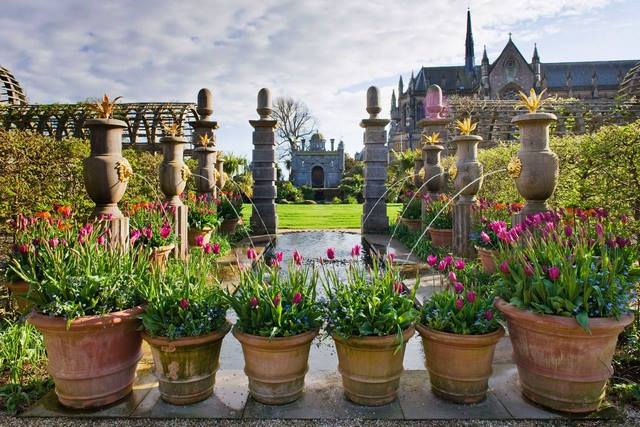 Arundel Castle, Sussex, Reino Unido