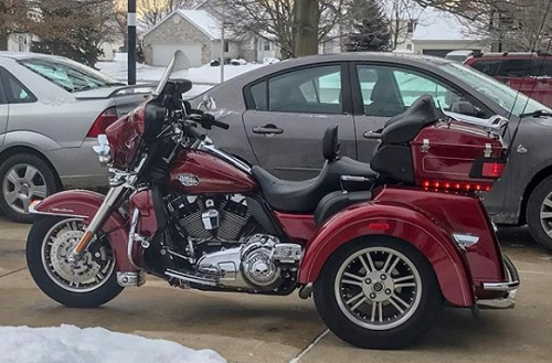 Harley Davidson Trike Pricing Spec and Review