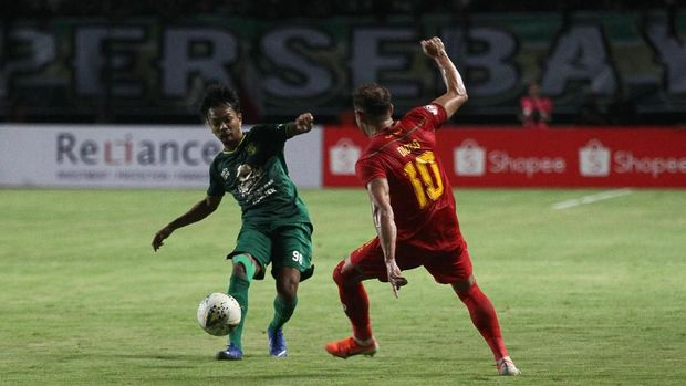 Klub Sepakbola Indonesia Persipura Dukung Komdis PSSI Hukum Boaz Solossa 2019