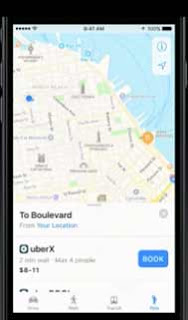 Apple Maps Apps