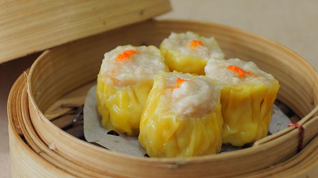 Steamed Dumpling Siew Mai