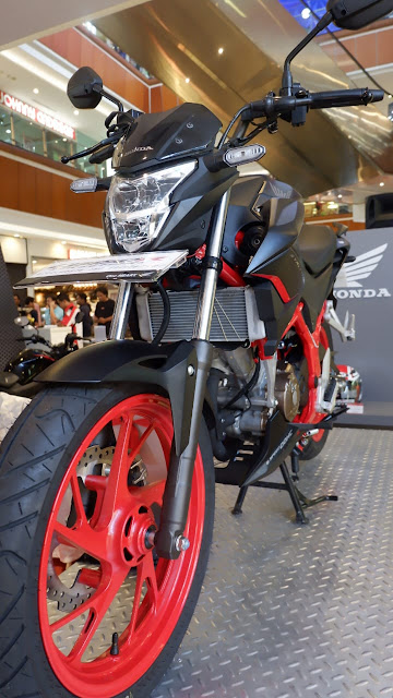 Astra Motor Perkenalkan Honda CB150R StreetFire,  Accelerate The Excitement