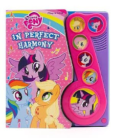 MLP In Perfect Harmony Book Media