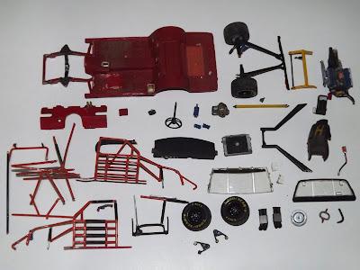 AMT/Ertl - 8243 Chevrolet #3 Goodwrench