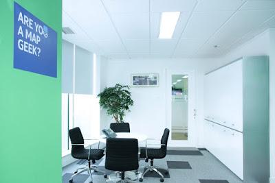 Meningkatkan Produktivitas Dengan Desain Kantor