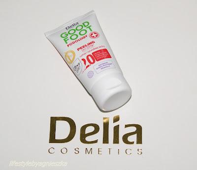 Delia Good Food Podology Peeling do stóp