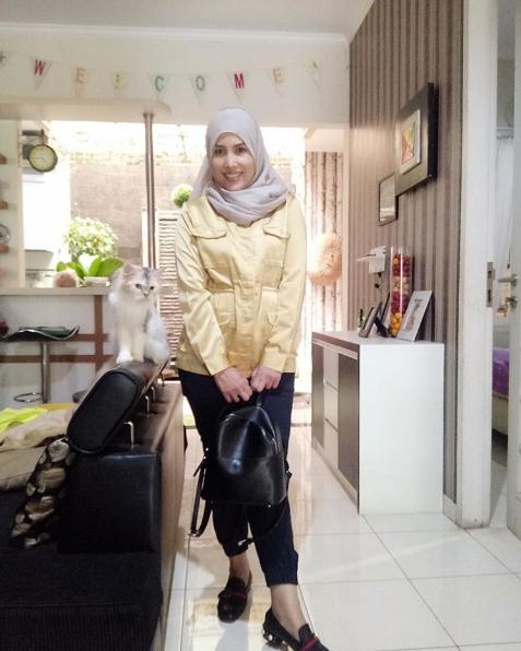 model jilbab modis untuk kerja