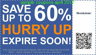 free Brookstone coupons april 2017