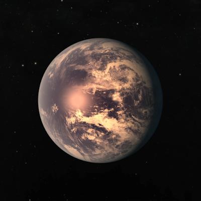 TRAPPIST 1e, el exoplaneta del sistema TRAPPIST que podría ser habitable