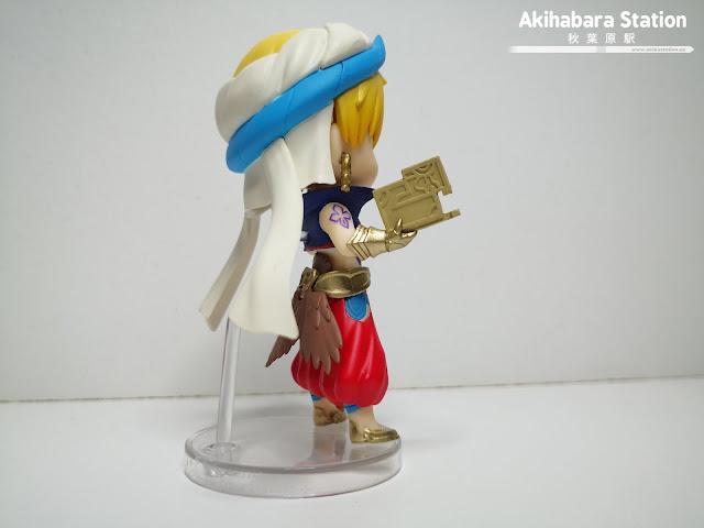 Figuras: Review de los Figuarts Mini de Fate Grand Order Babylonia: Mash, Gilgamesh e Ishtar - Tamashii Nations