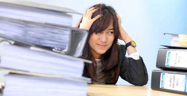 Penyebab Susah Konsentrasi Saat Kerja