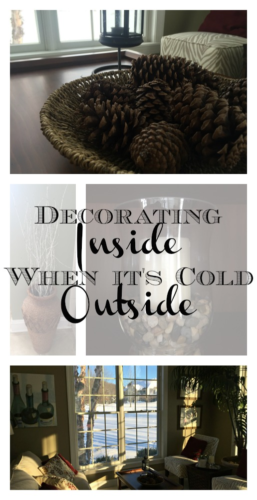 Winter Decorating - Calypso in the Country Blog