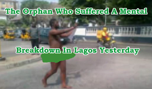 yahoo boy runs mad lagos