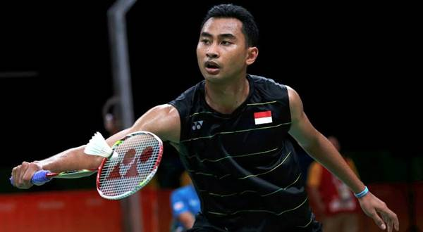 Babak 16 Besar Tunggal Putra Badminton Olimpiade 2016